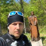 Partner VKV Jan Davídek zdolal vrcholy běžecky