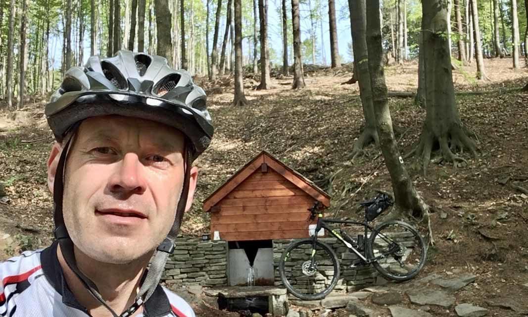 Daniel Hovad zdolal vrcholy bez přiblížení