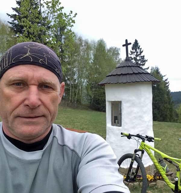 Luděk Hryciow se do VKV zapojuje na více frontách
