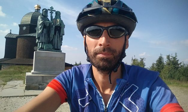 David Dobeš je pětinásobný držitel VKV