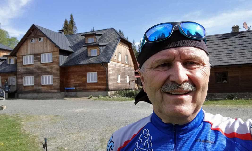 Miroslav Džbánek je 181. držitelem VKV