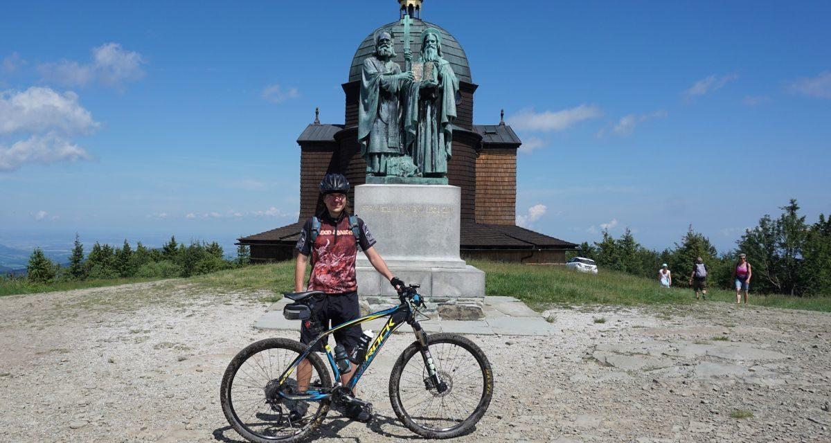 Zdeněk Němeček při své čtvrté účasti najel 791 km