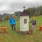Lucie a Robert Baslovi vrcholy oběhli