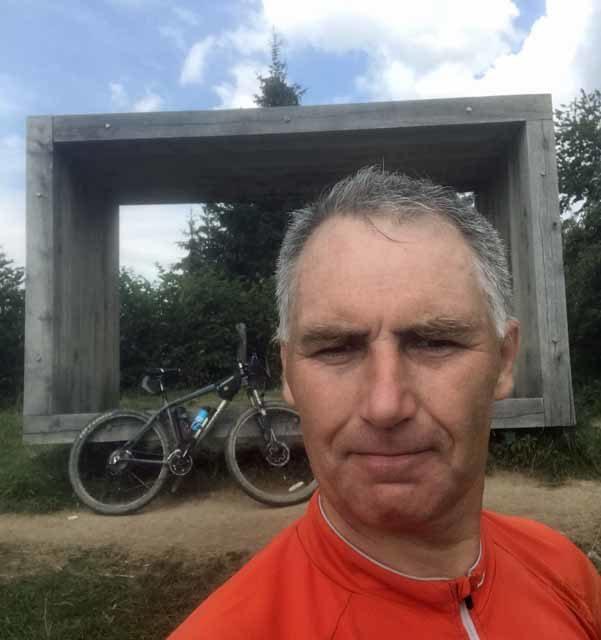 Jaroslav Ovesný objel vrcholy bez přiblížení