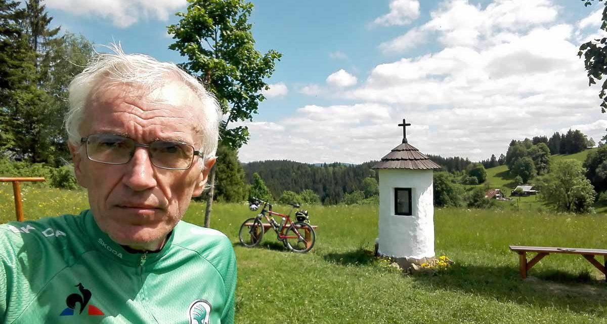 Jaromír Tomečka dal 50 vrcholů bez přiblížení