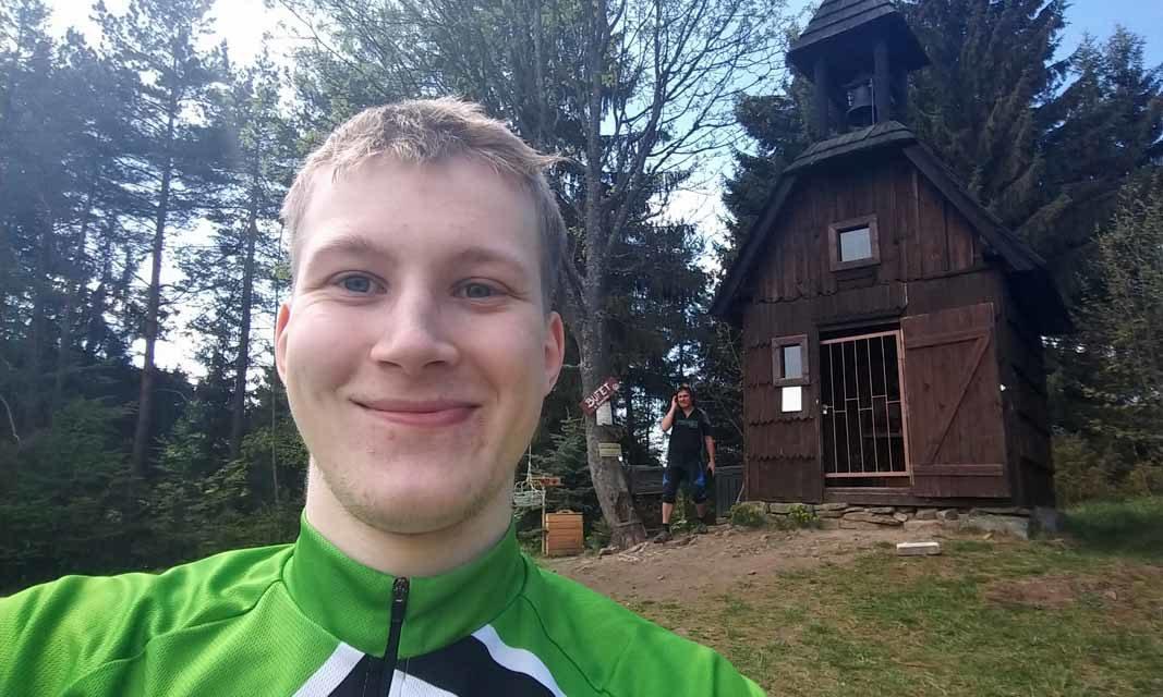 Jan Václavík zvládl 50 vrcholů