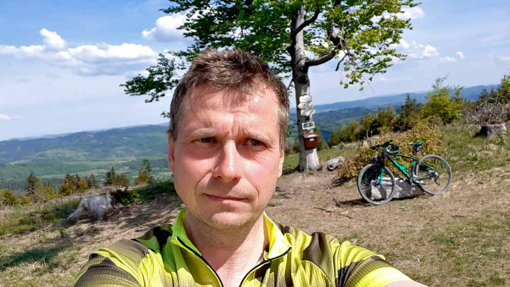 Josef Zedník objel VKV bez přiblížení