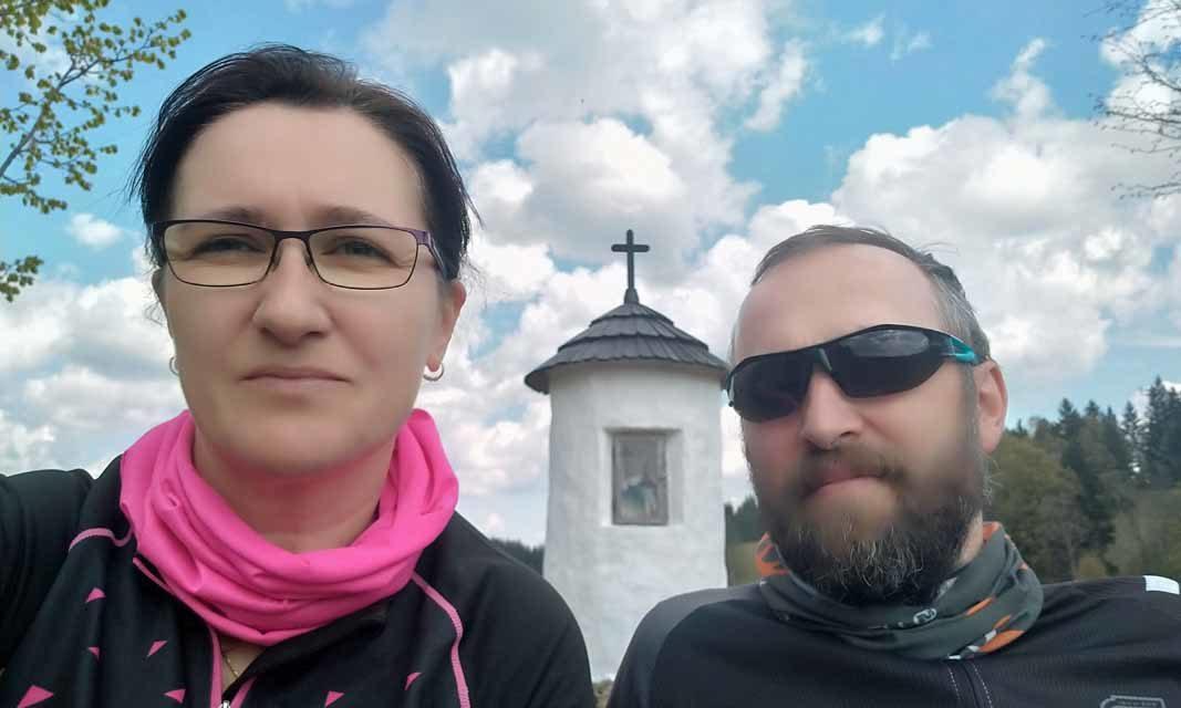 Lenka a Radovan Schönovi zdolávali vrcholy společně