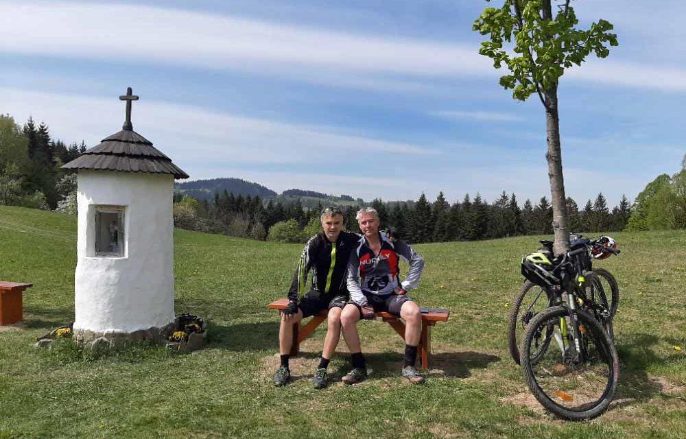 Petr Janků a Zdeněk Cahlík zdolali vrcholy počtvrté společně