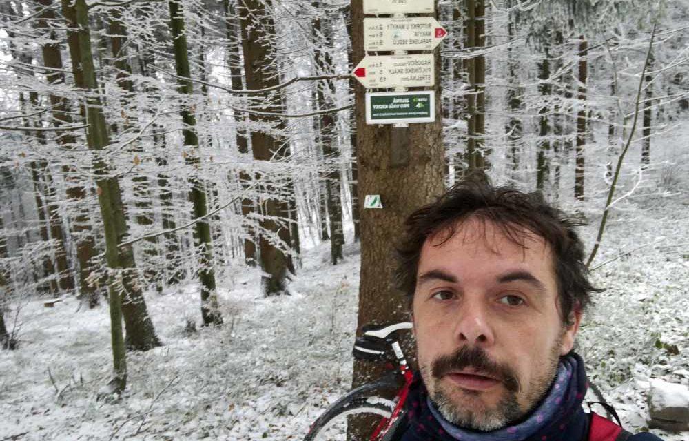 Trenér nohejbalových mistrů Lumír Gebel si odbyl ve VKV debut