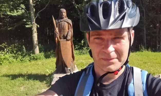 Pavel Tovaryš se zapojil do VKV premiérově