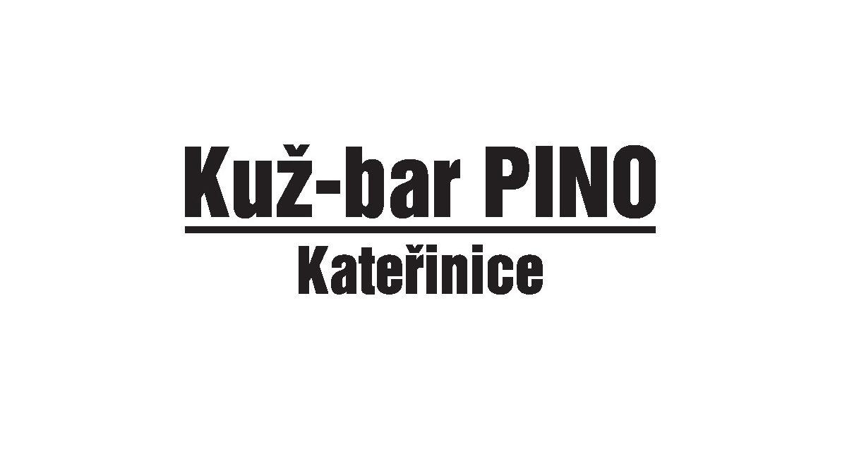 Partneři 2020: KUŽ-BAR PINO