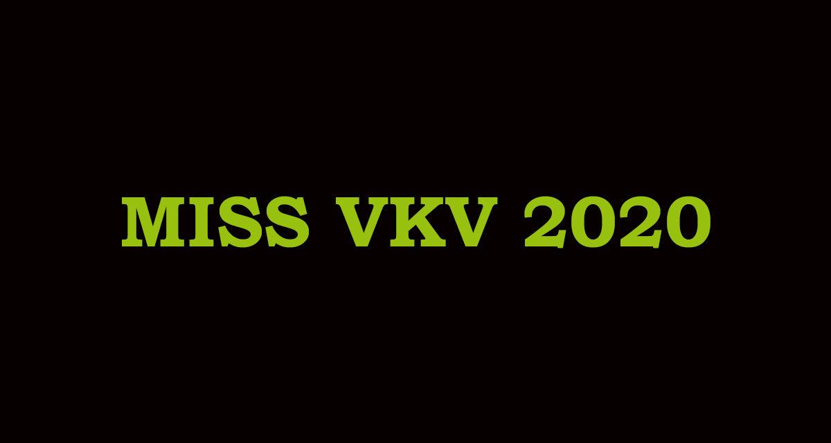 ANKETA: Miss VKV 2020