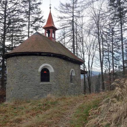 Kaple svatého Ducha Rajnochovice