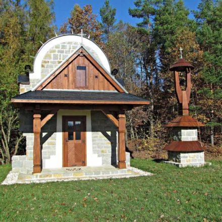 Kaple Panny Marie Královny na Vinohrádku