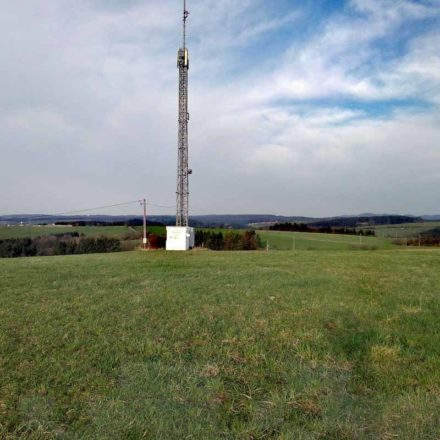 Suchý vrch – vysílač