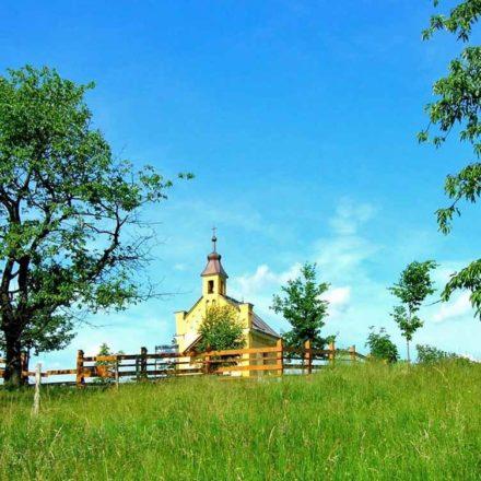 Kaple svaté Anny Brumov-Bylnice