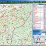 Plakát s mapou vrcholů v prodeji už i ve Valmezu a Rožnově