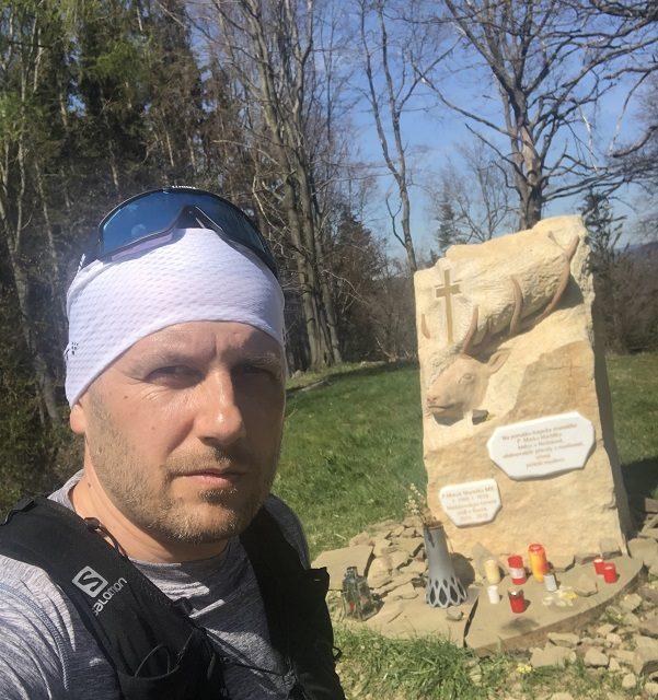 Partner VKV Jan Davídek opět zdolal vrcholy běžecky