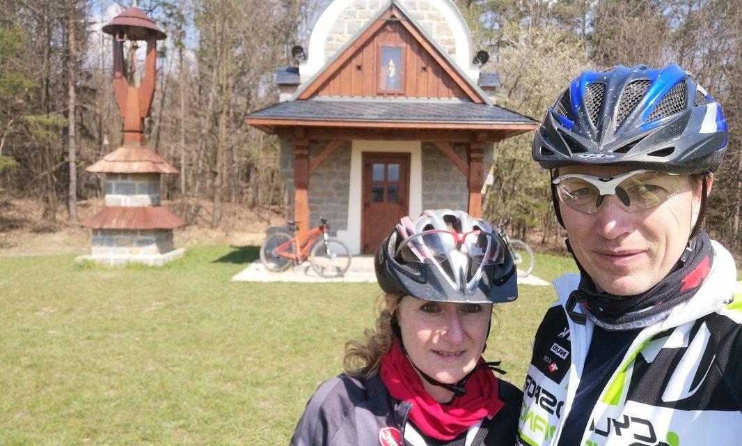 Monika Kuráňová a Petr Buksa popáté zdolali vrcholy společně