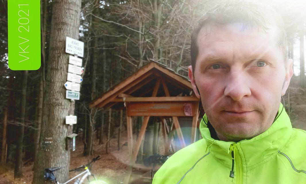 Jaroslav Rumánek si odbyl VKV debut