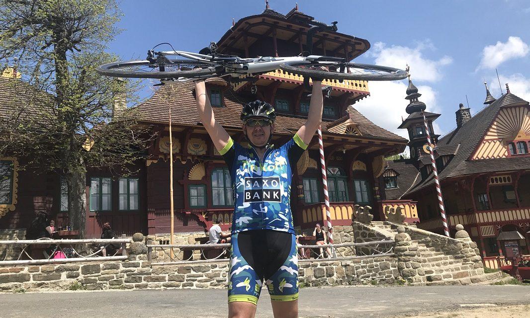 Daniel Šefr zdolal vrcholy bez přiblížení