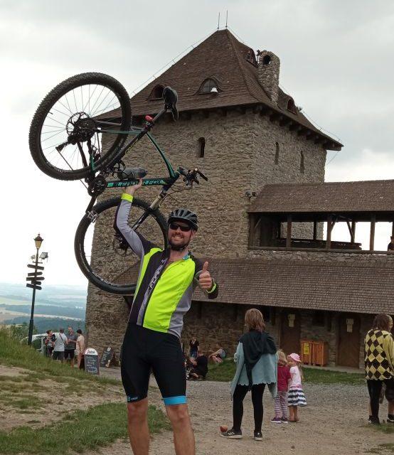 Jiří Kudela zdolával vrcholy až z Libhoště!