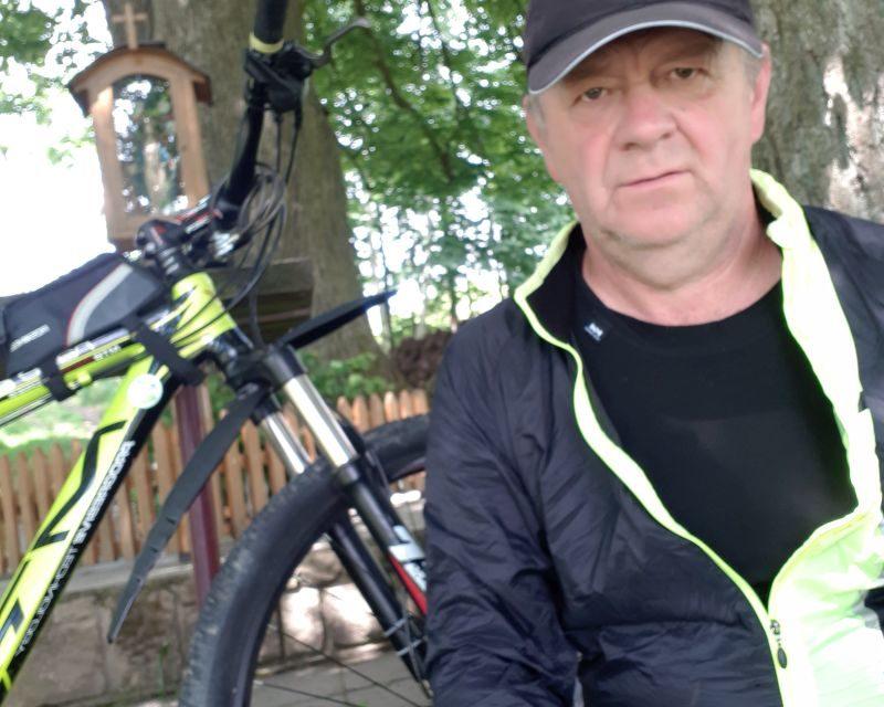 Karel Vičan v letošním ročníku najel 550 km!