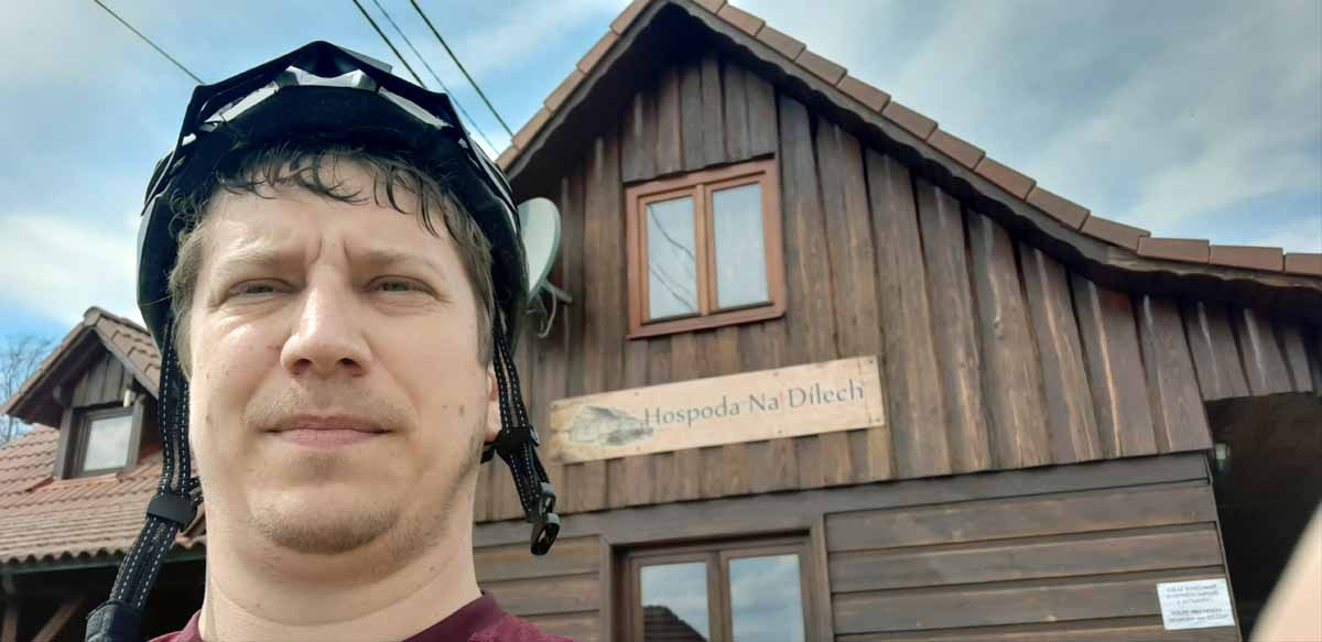VKV objel i interligový kuželkář Dalibor Jandík