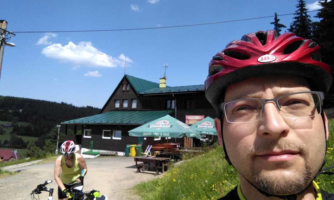 Martin Černý poprvé mezi véčkaři