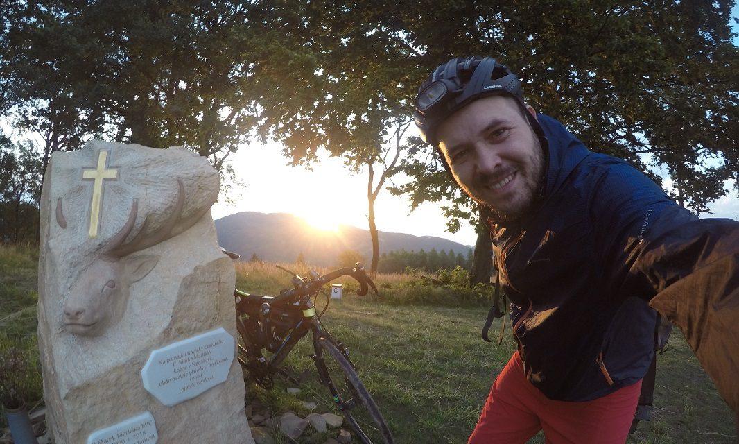 Michal Mikušek objel vrcholy bez přiblížení