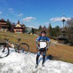 Jaromír Naiser završil čtvrtou účast